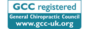 registered member of General Chiropractic Council